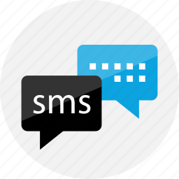 chat, conversation, friends, message, sms, talk, talking icon