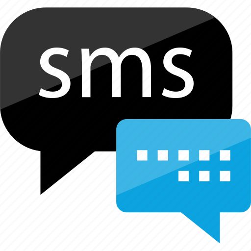 bubble, chat, conversation, message, sms, talk, text icon