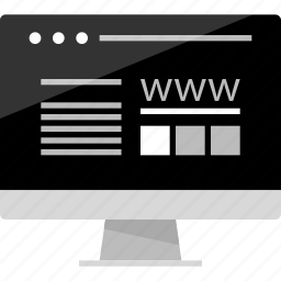 code, computer, developer, mockup, online, wireframe, www icon
