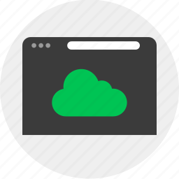 business, cloud, guardar, online, save, upload icon