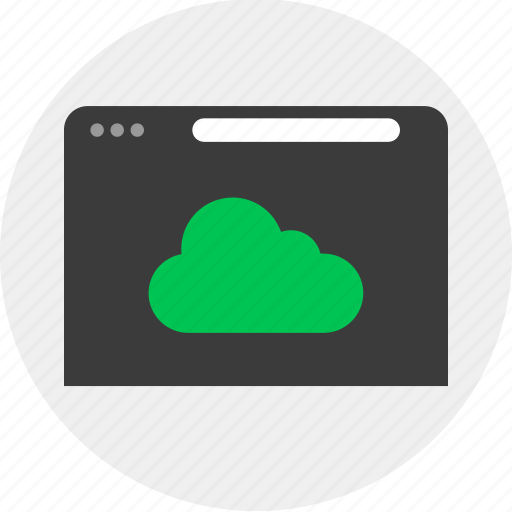 business, cloud, online, save, upload icon