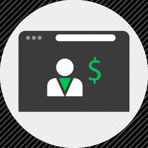 Business, internet, money, online icon - Download on Iconfinder