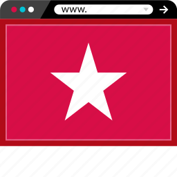 browser, favorite, guardar, internet, save, star, web icon