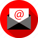 email, envelope, mail, message, messenger icon