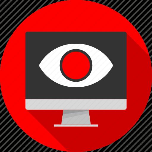 design, tube, views, web, you, youtube, youtuber icon