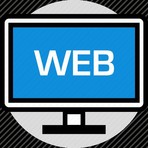mac, pc, technology, web icon