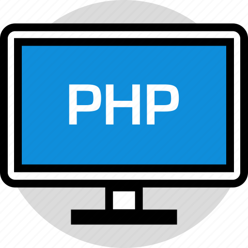 mac, onilne, php, technology icon
