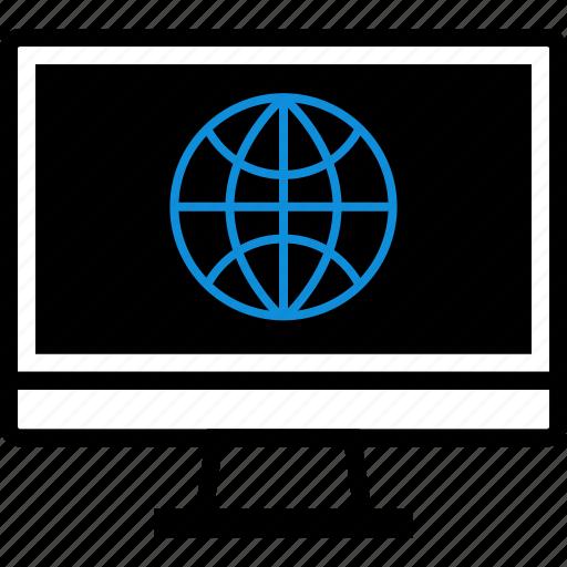 internet, online, seo, web icon