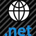 extension, globe, net
