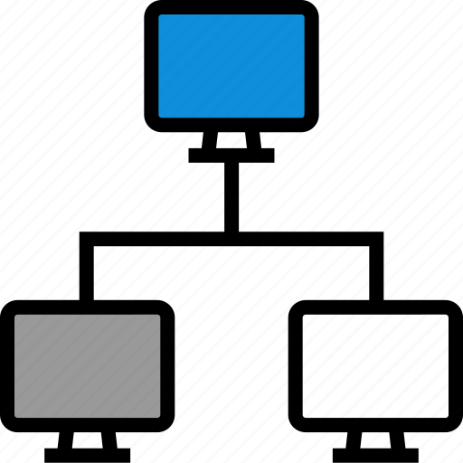 network, networking, online icon