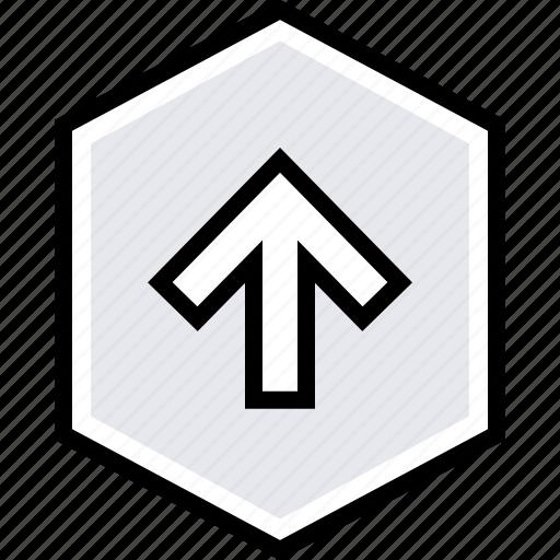 arrow, info, up icon