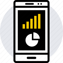 cell, data, info icon