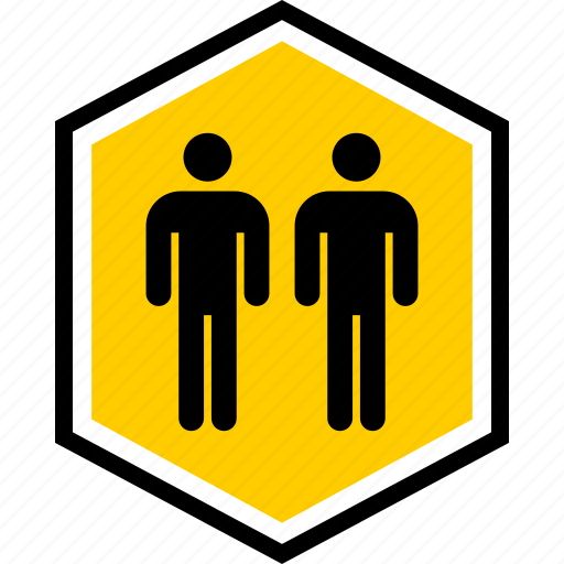 data, two, users icon