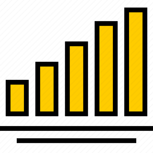 analyics, data, web icon