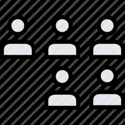 data, five, graphics, info icon