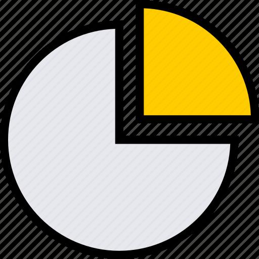 analytics, data, graphics icon