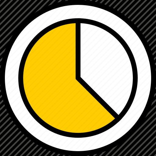 data, info, one, third icon