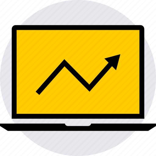 data, graphics, phone icon