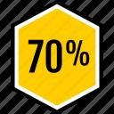 data, graphics, seventy icon