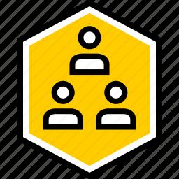 graphics, info, three icon