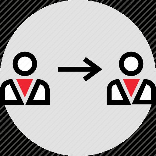 connect, conversation, talk icon