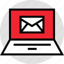 email, internet, mail, online icon