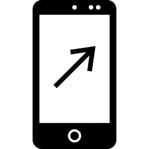 Arrow, pointing, up icon - Download on Iconfinder