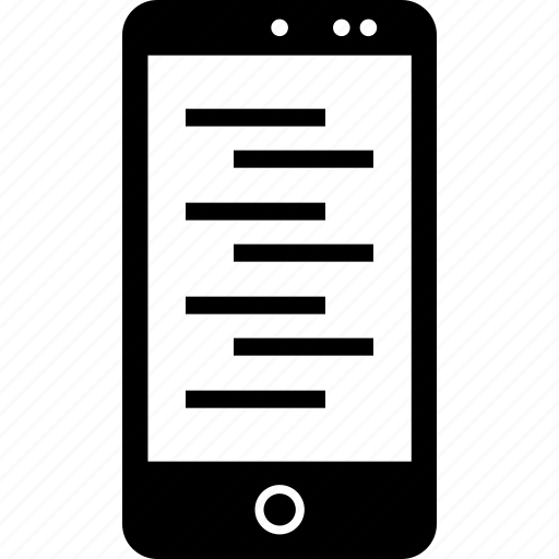code, lines, web icon