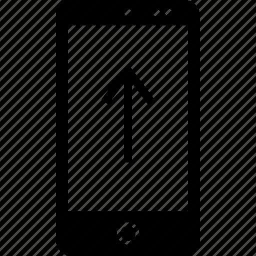 up, upload, web icon
