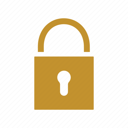 block, defense, lock, padlock, password, privacy, security icon