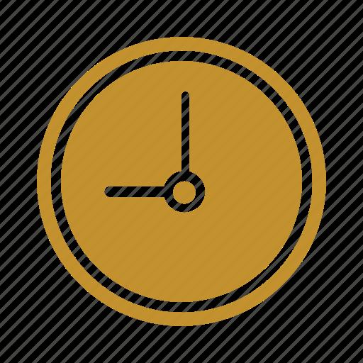 Alarm, clock, time, timekeeper, timepiece, timer, watch icon - Download on Iconfinder