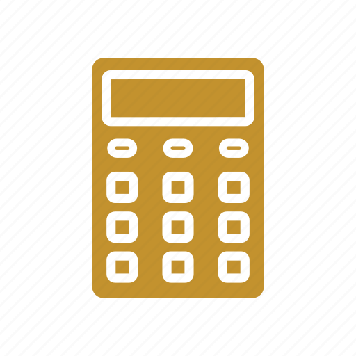 accounting, calculating, calculation, calculator, finance icon