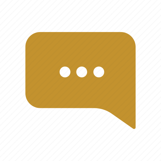 bulb, chat, chatting, communication, dialog, message, speech icon