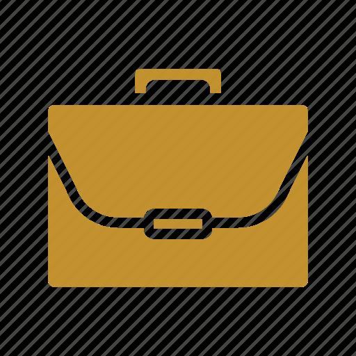 bag, baggage, briefcase, business, case, portfolio, suitcase icon