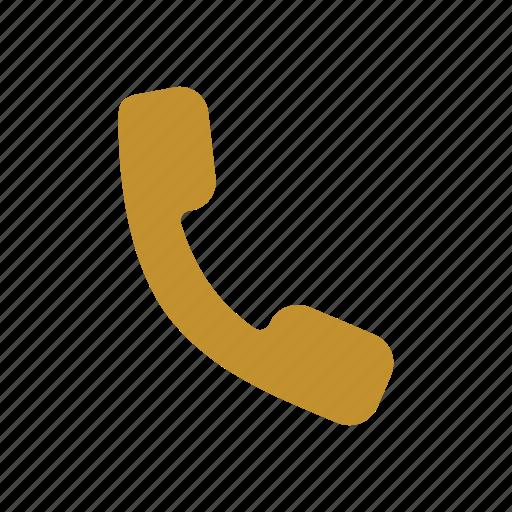 call, calling, communication, handset, hotline, phone, telephone icon