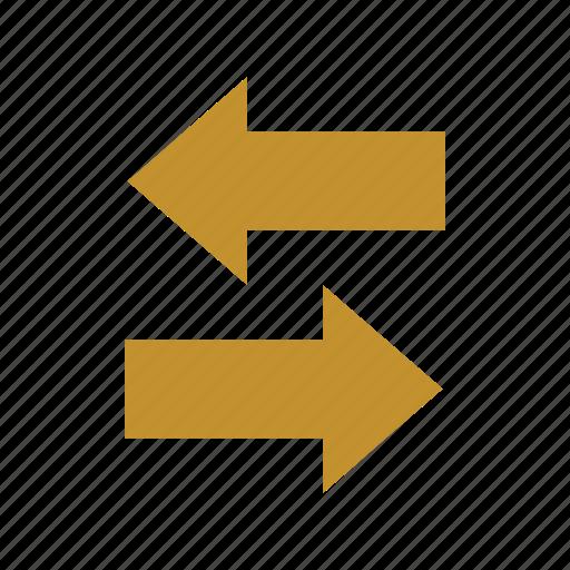 arrows, connection, converter, exchange, transaction, transfer icon