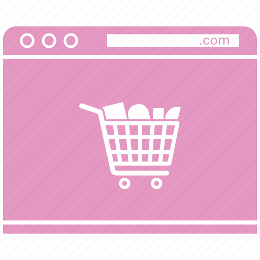 internet, online, page, shopping, web, website icon