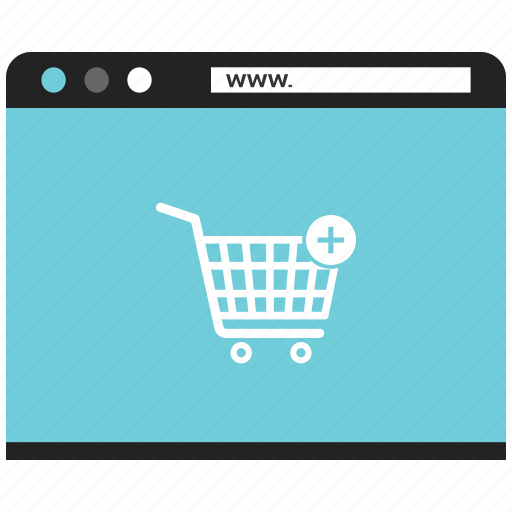 browser, online shoppin, page, shopping, web, website icon