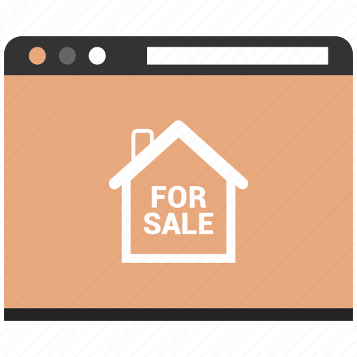 browser, for sale, online for sale, web, webpage, website icon