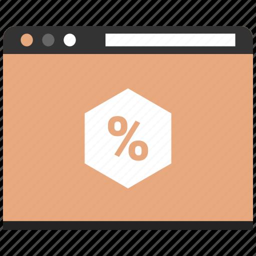 blog, browser, internet, online, website icon