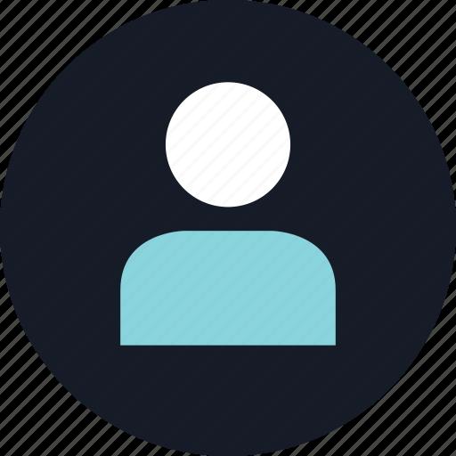 data, man, person, user icon