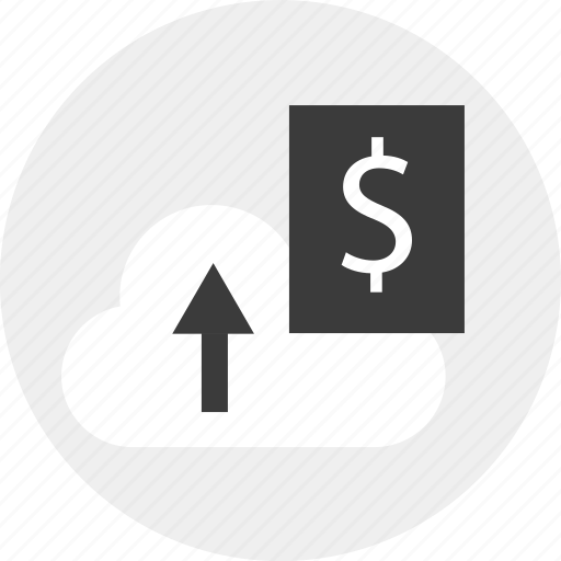 banking, dollar, guardar, money, online, save, sign icon