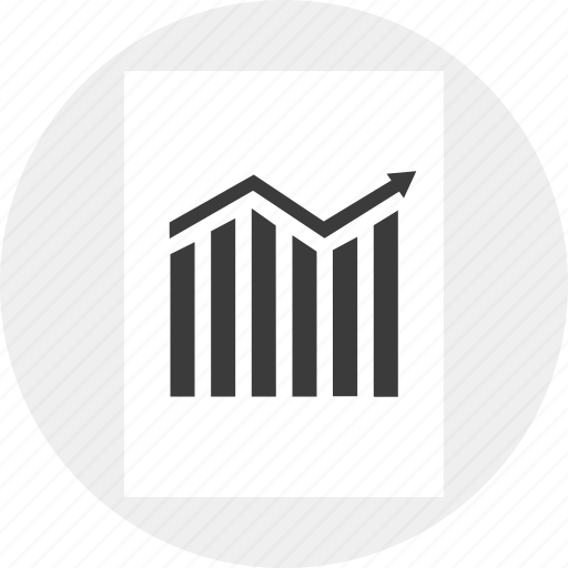 chart, money, report, results icon