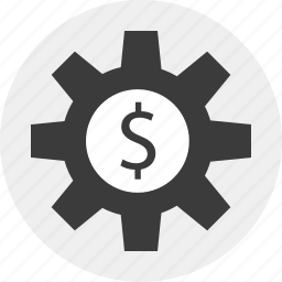contract, freelance, gear, job, money, sign, worker icon