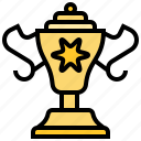 award, success, trophy, win, winner icon