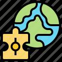 earth, howto, jigsaw, solution, world