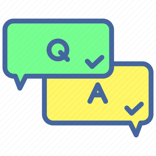 answer, chat, communication, question, talk icon