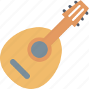 class, guitar, instrument, learning, lesson, music icon