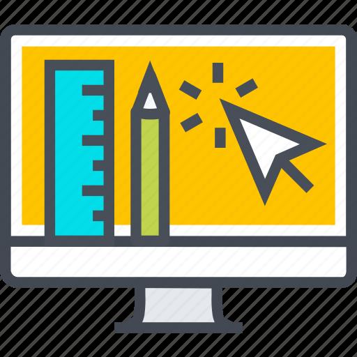 education, professional, teaching, training icon