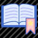 book, bookmark, favorite